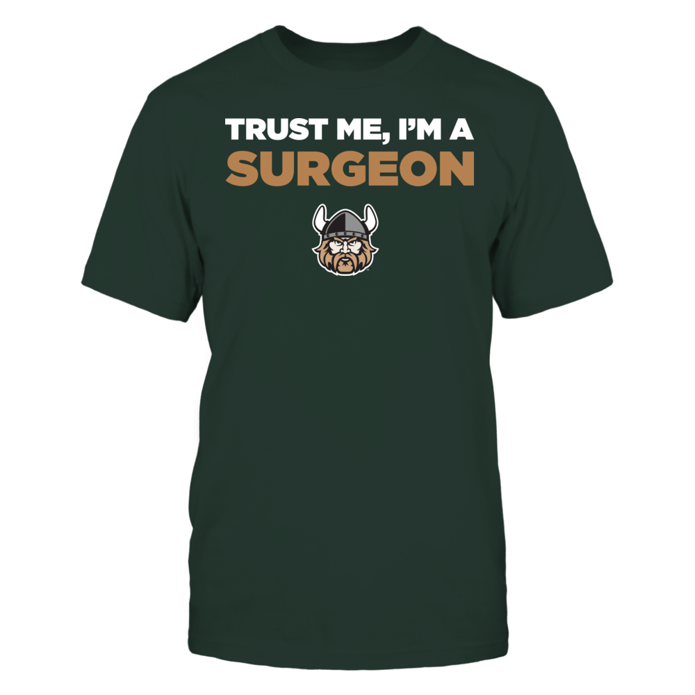 Cleveland State Vikings - Trust Me - I'm a Surgeon - Team Front picture