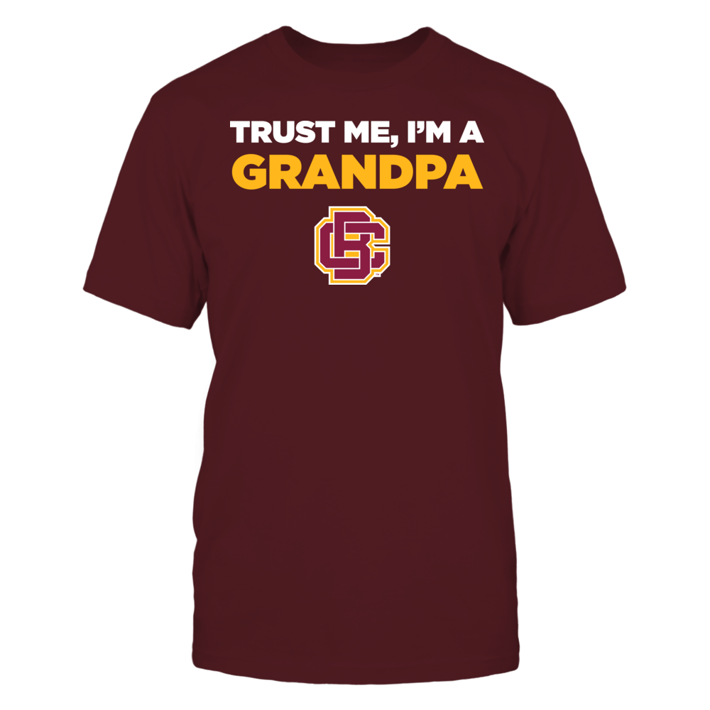 Bethune-Cookman Wildcats - Trust Me - I'm a Grandpa - Team Front picture