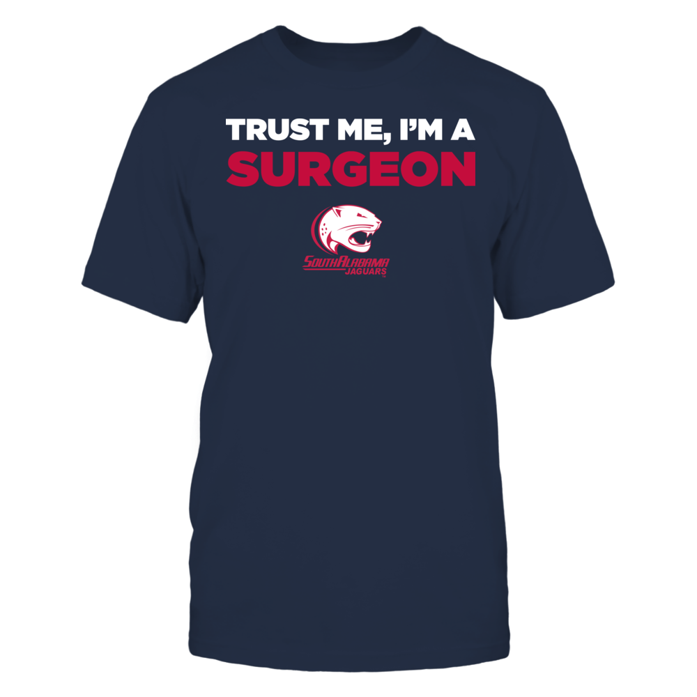 South Alabama Jaguars - Trust Me - I'm a Surgeon - Team Front picture