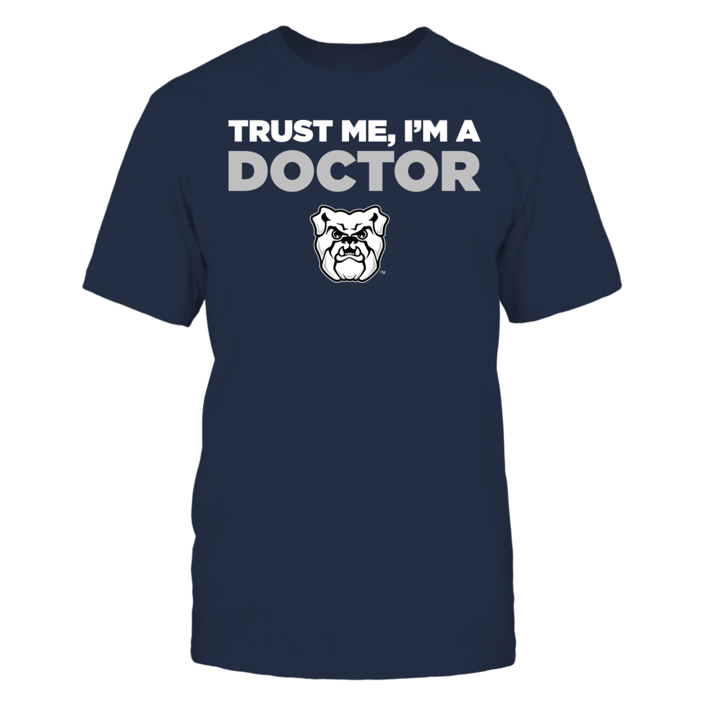 Butler Bulldogs - Trust Me - I'm a Doctor - Team Front picture