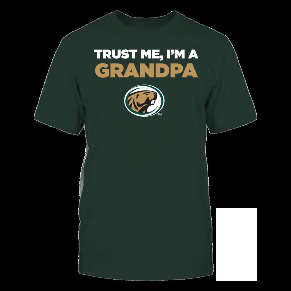 Bemidji State Beavers - Trust Me - I'm a Grandpa - Team Front picture