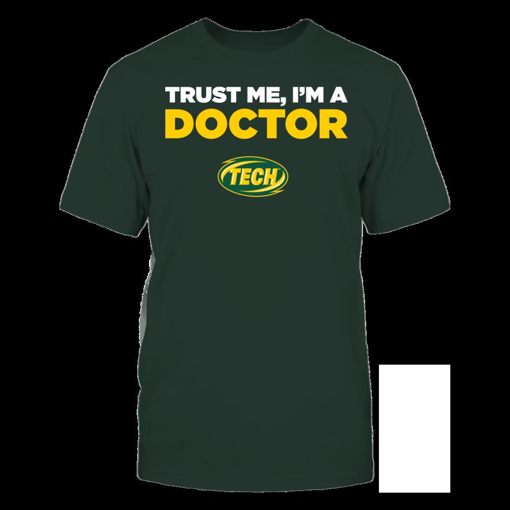 Arkansas Tech Golden Suns - Trust Me - I'm a Doctor - Team Front picture