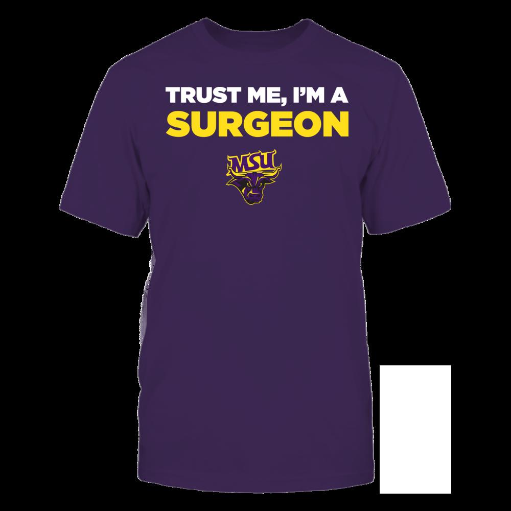 Minnesota State Mavericks - Trust Me - I'm a Surgeon - Team Front picture