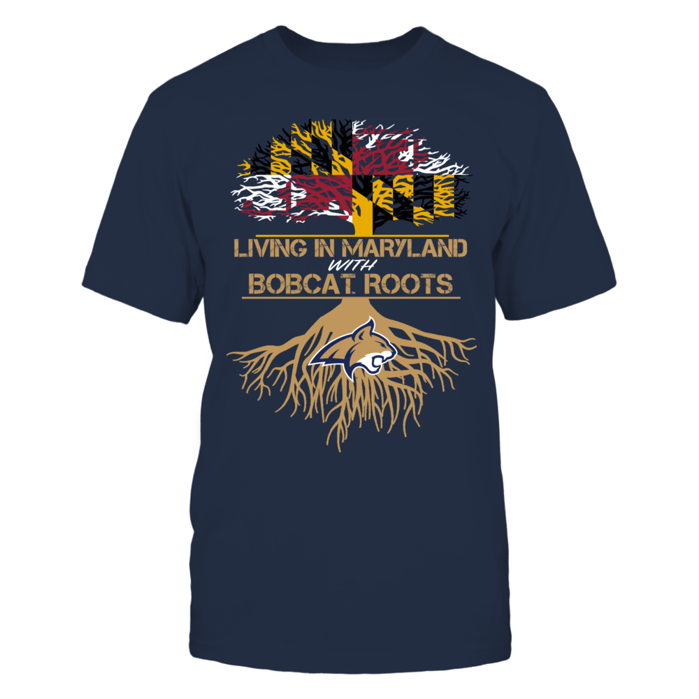 Montana State - Living Roots Maryland Front picture
