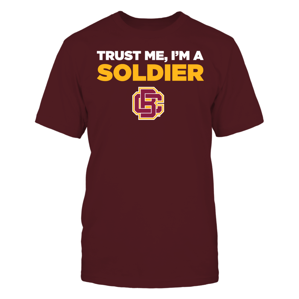 Bethune-Cookman Wildcats - Trust Me - I'm a Soldier - Team Front picture