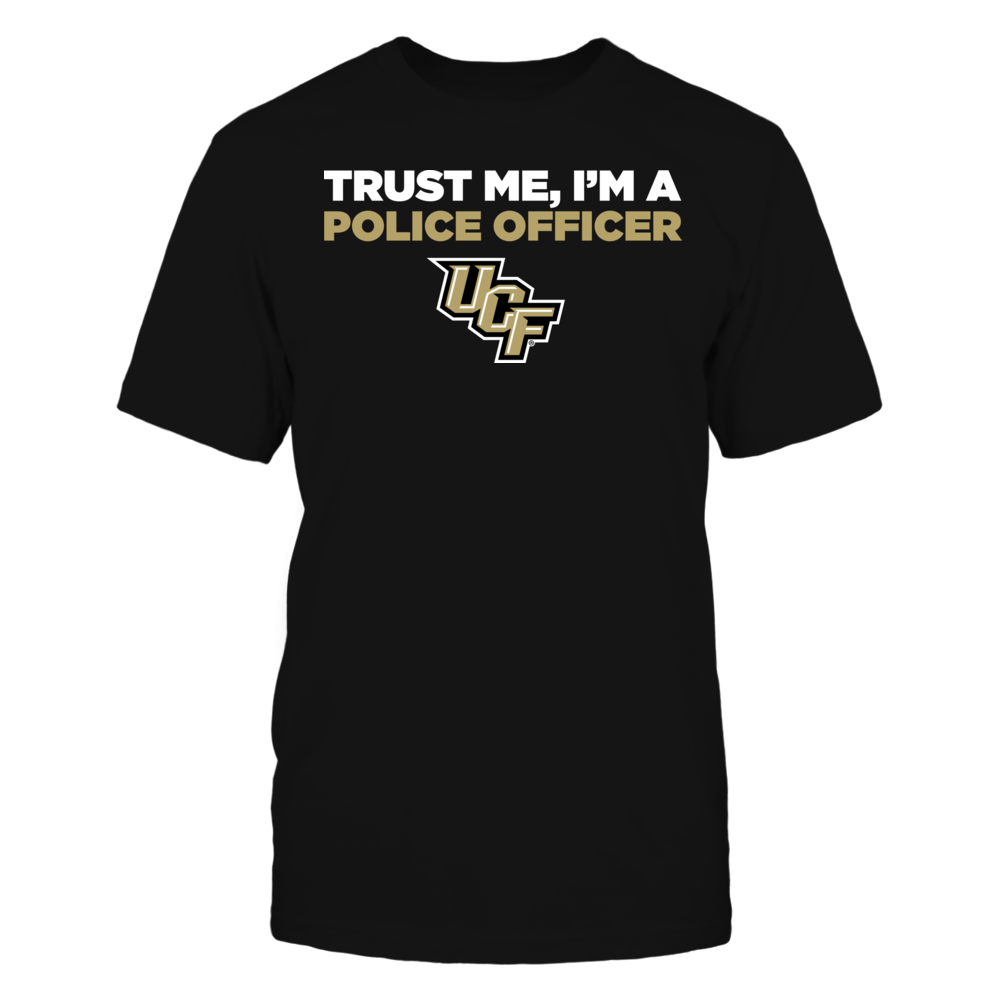 UCF Knights - Trust Me - I'm a Police Officer - Team Front picture