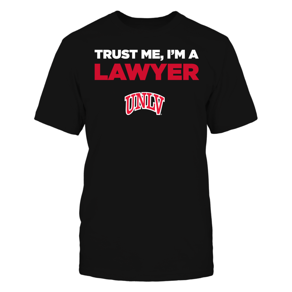 UNLV Rebels - Trust Me - I'm a Lawyer - Team Front picture