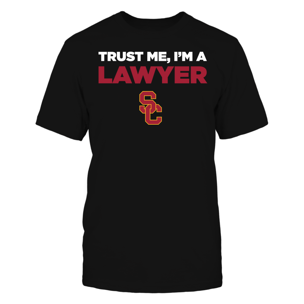 USC Trojans - Trust Me - I'm a Lawyer - Team Front picture
