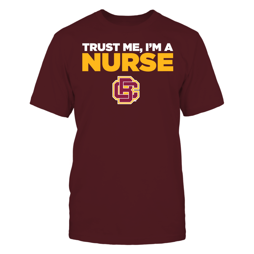 Bethune-Cookman Wildcats - Trust Me - I'm a Nurse - Team Front picture