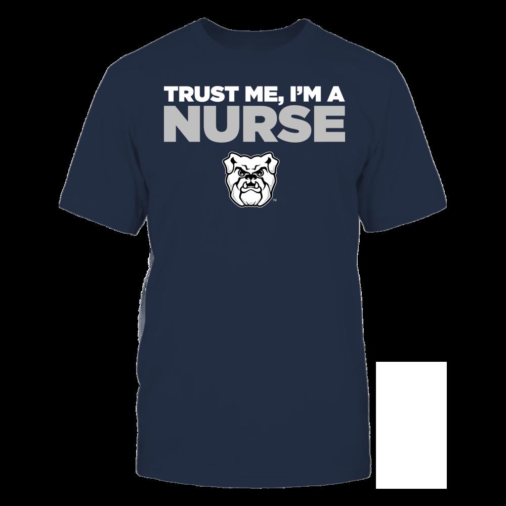Butler Bulldogs - Trust Me - I'm a Nurse - Team Front picture