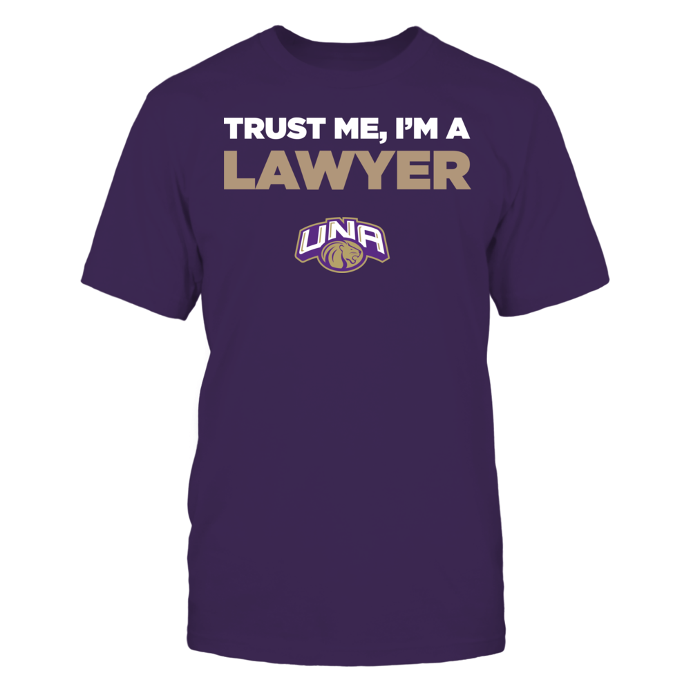 North Alabama Lions - Trust Me - I'm a Lawyer - Team Front picture
