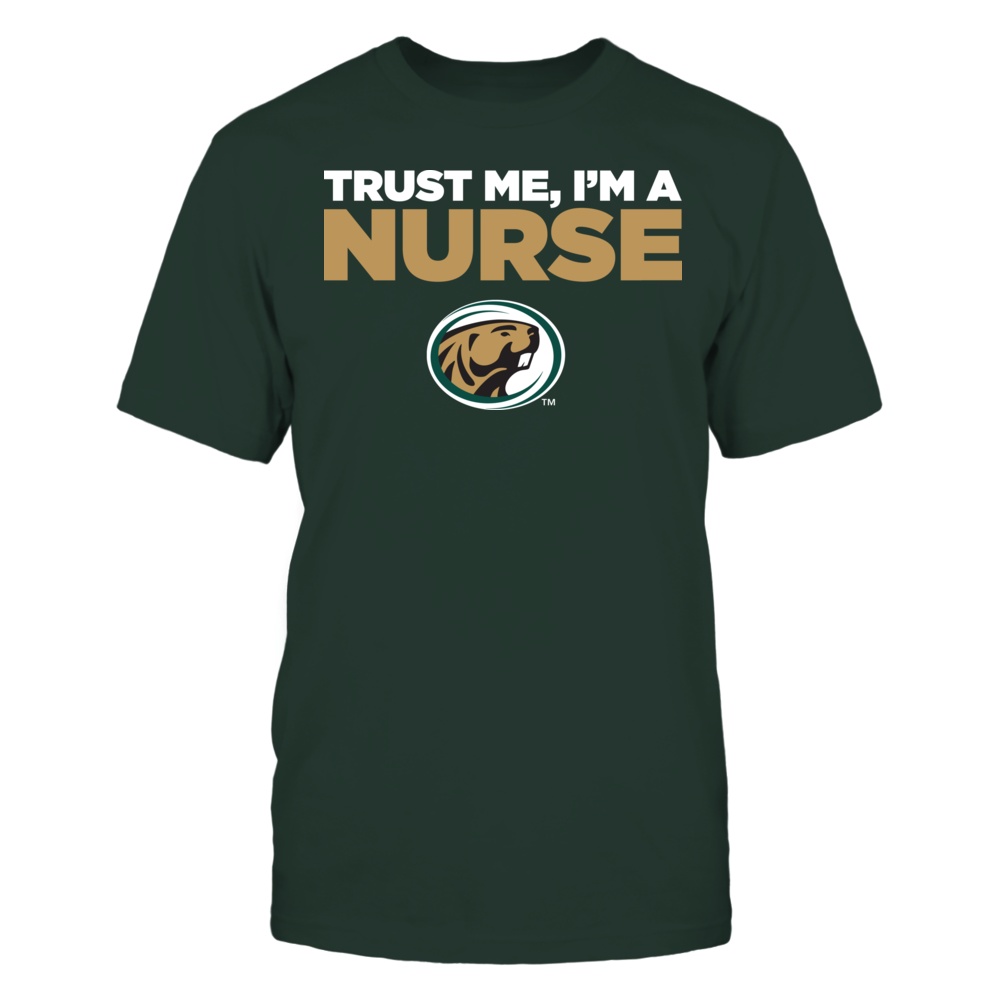 Bemidji State Beavers - Trust Me - I'm a Nurse - Team Front picture