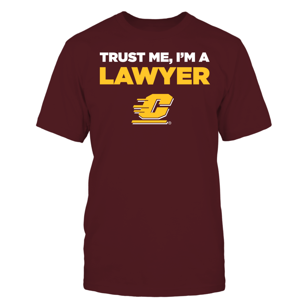 Central Michigan Chippewas - Trust Me - I'm a Lawyer - Team Front picture