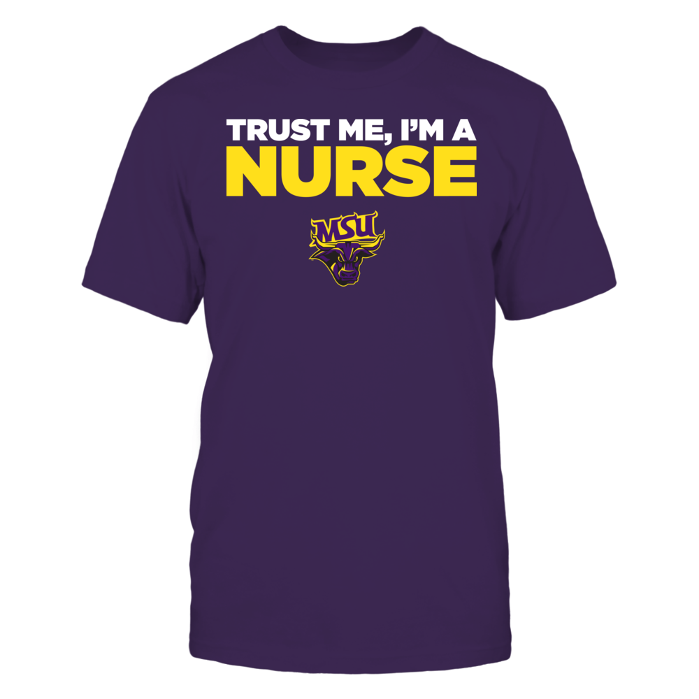 Minnesota State Mavericks - Trust Me - I'm a Nurse - Team Front picture