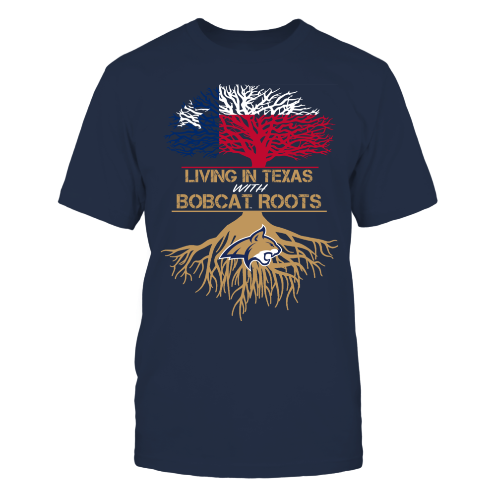 Montana State - Living Roots Texas Front picture
