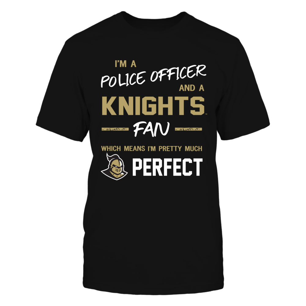 UCF Knights - Perfect Police Officer - IF13-IC13-DS37 Front picture