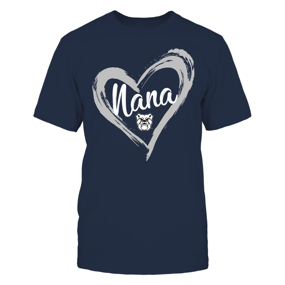 Butler Bulldogs - Drawing Heart - Nana Front picture