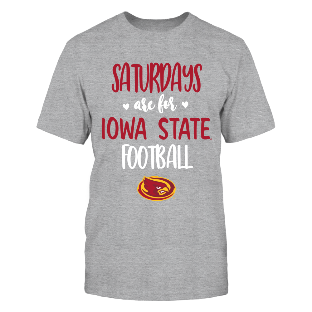 Iowa State Cyclones - Saturdays Are For Football - IF13-IC13-DS38 Front picture