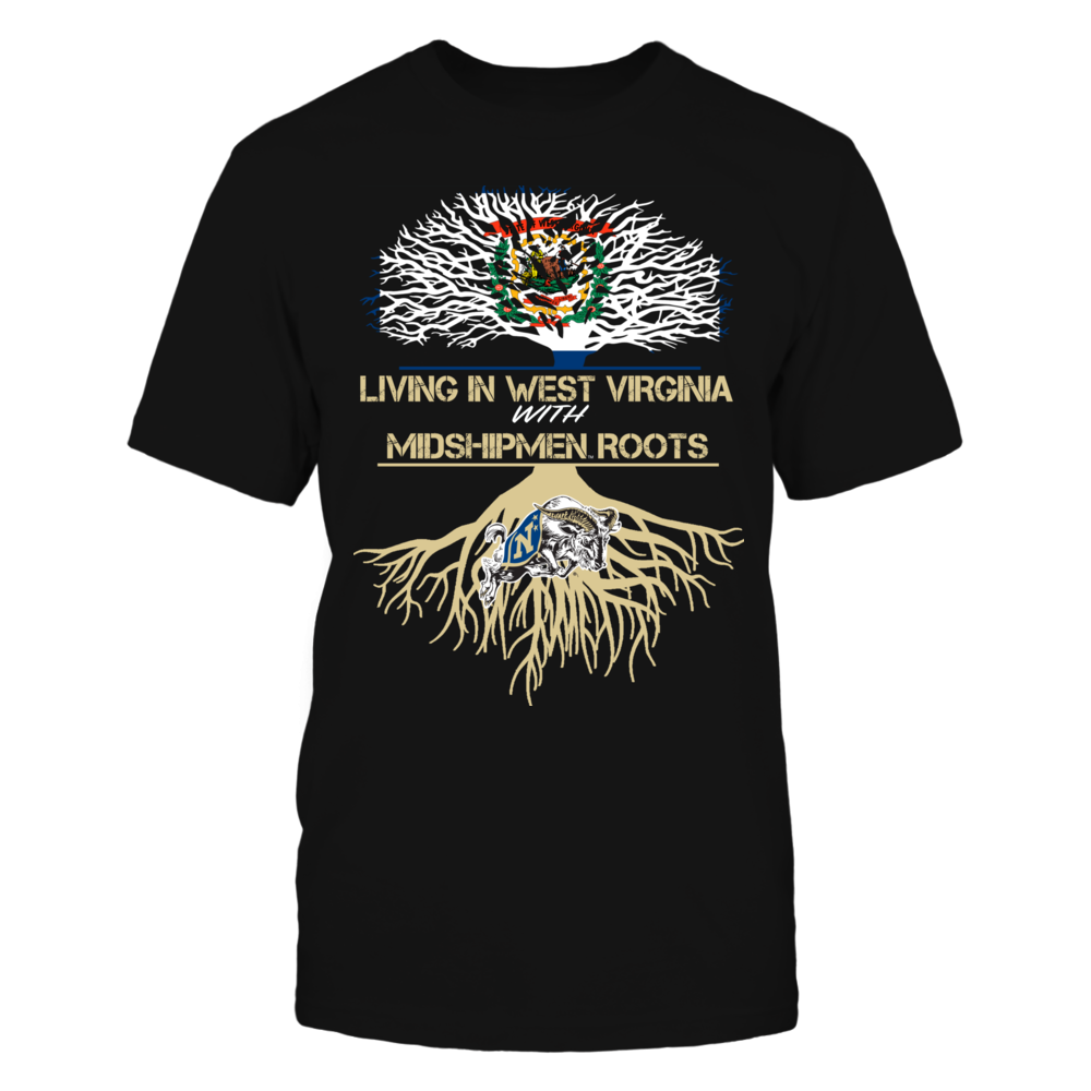 Navy Midshipmen - Living Roots West Virginia Front picture