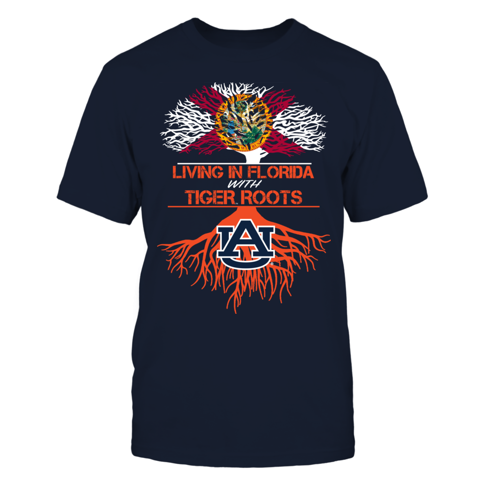 Auburn Tigers - Living Roots FL Front picture