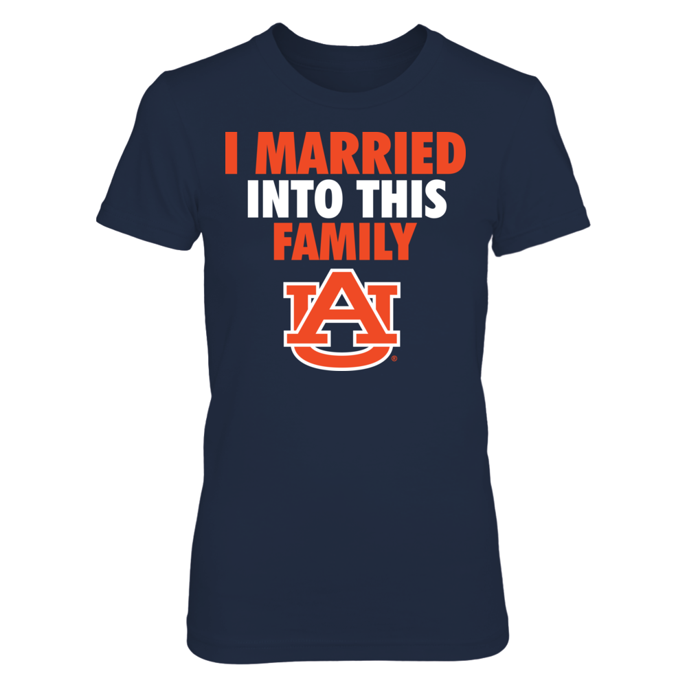 Auburn Tigers - I Married Into This Front picture