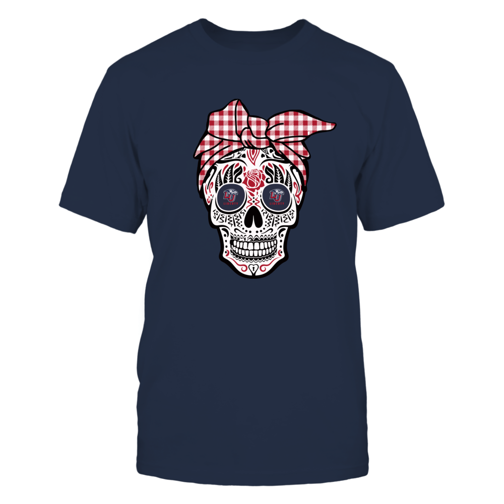 Liberty Flames - Sugar Skull - Turban Front picture