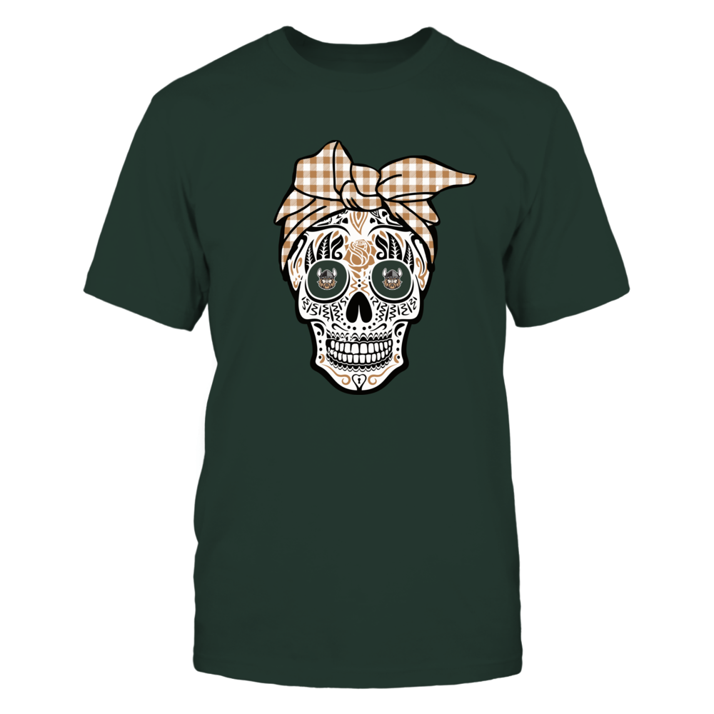 Cleveland State Vikings - Sugar Skull - Turban Front picture