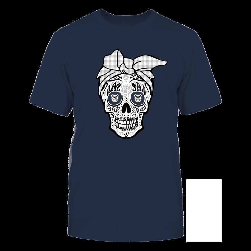 Butler Bulldogs - Sugar Skull - Turban Front picture