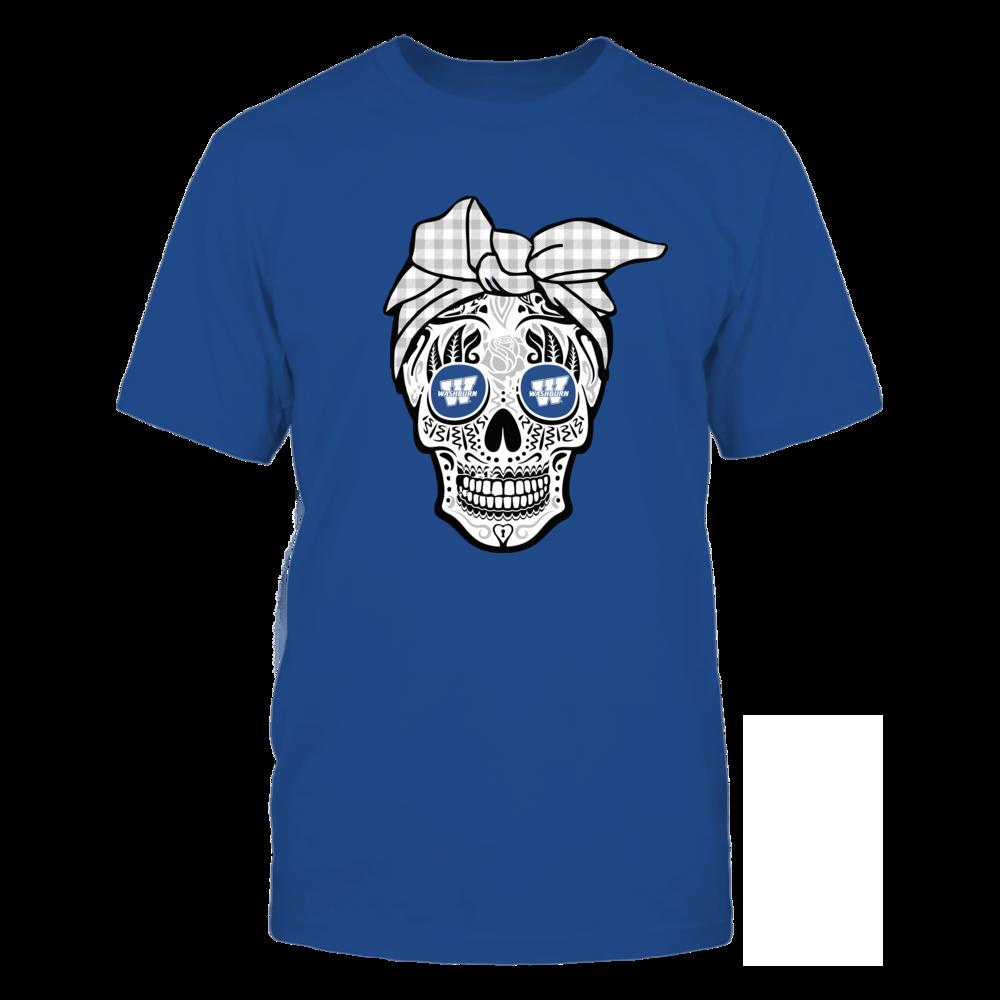 Washburn Ichabods - Sugar Skull - Turban Front picture