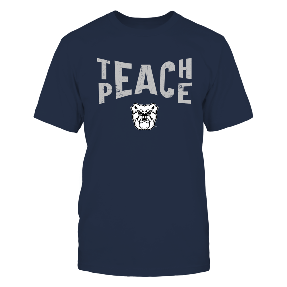 Butler Bulldogs - Teach Peace - Team Front picture