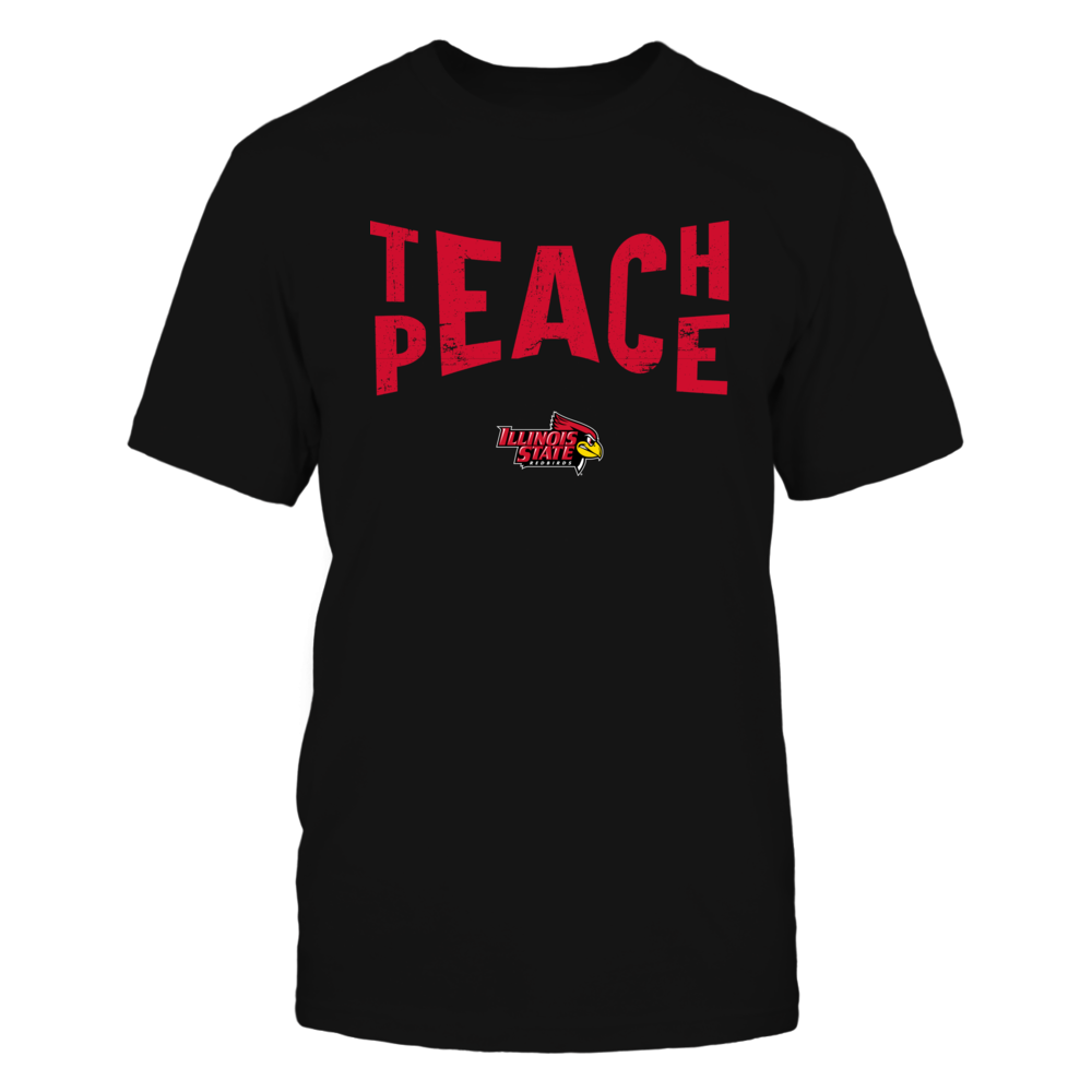 Illinois State Redbirds - Teach Peace - Team Front picture