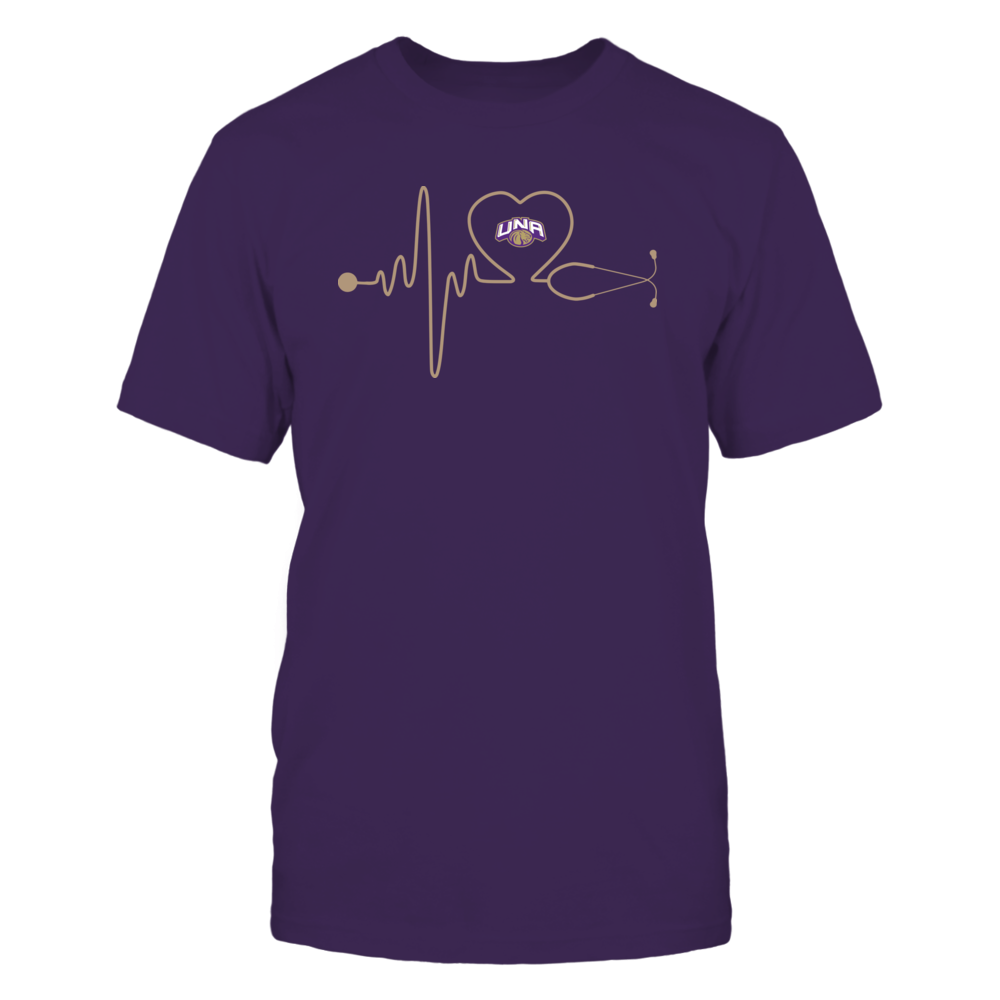 North Alabama Lions - Stethoscope - Heart Beat Front picture