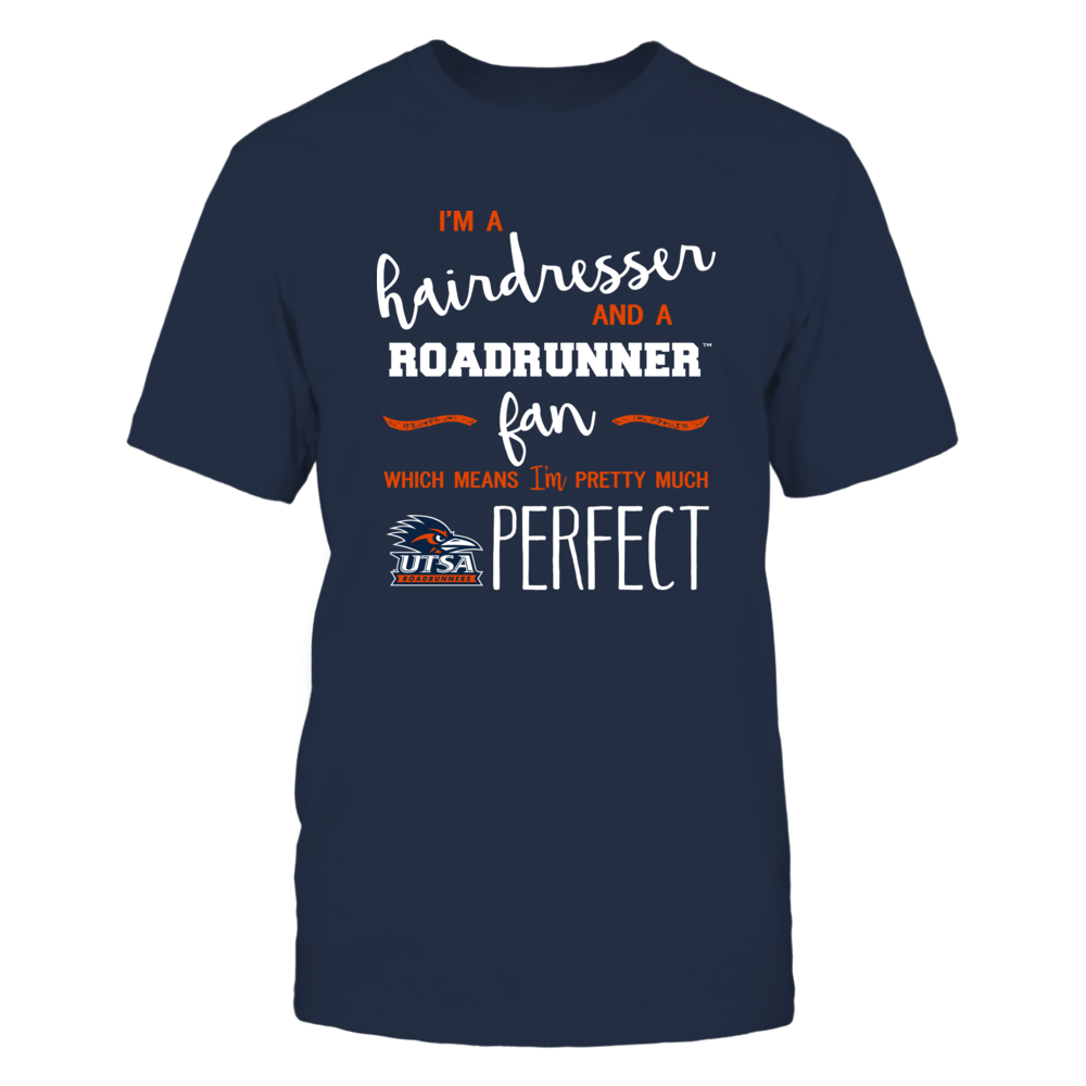 UTSA Roadrunners - Perfect Hairdresser - Team Front picture