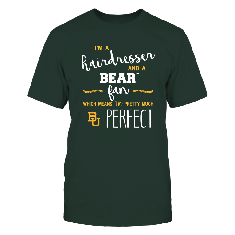 Baylor Bears - Perfect Hairdresser - Team Front picture