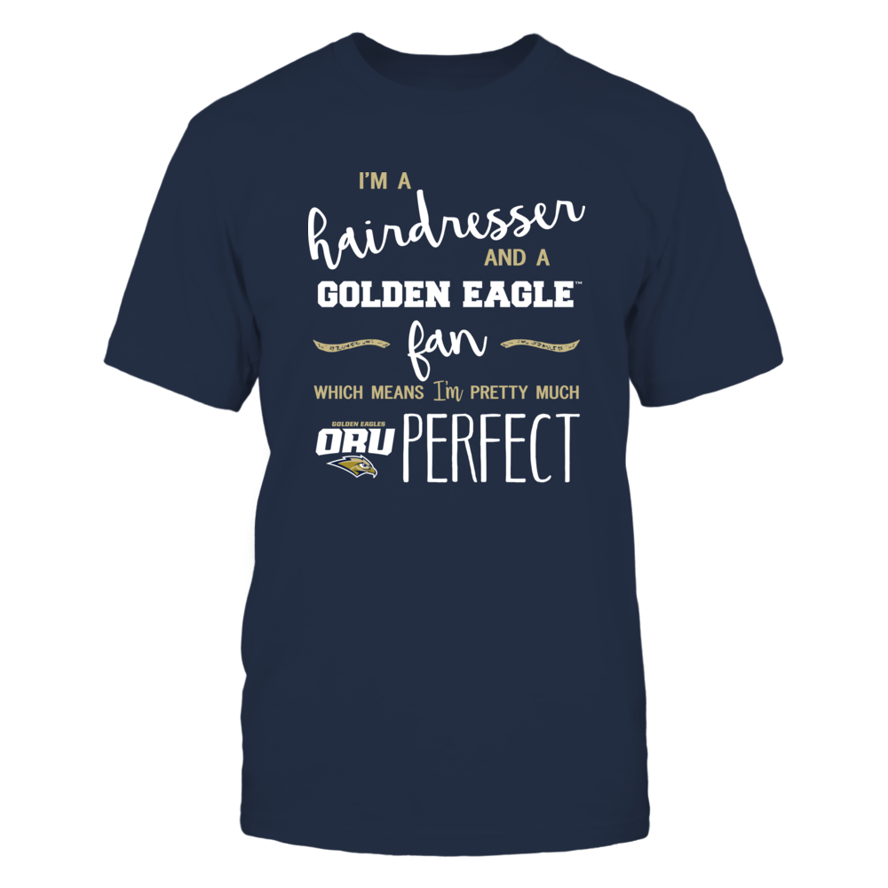 Oral Roberts Golden Eagles - Perfect Hairdresser - Team Front picture