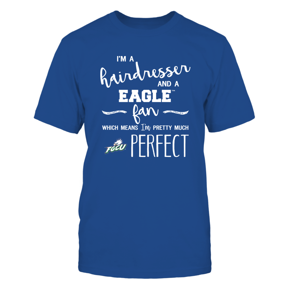 Florida Gulf Coast Eagles - Perfect Hairdresser - Team Front picture