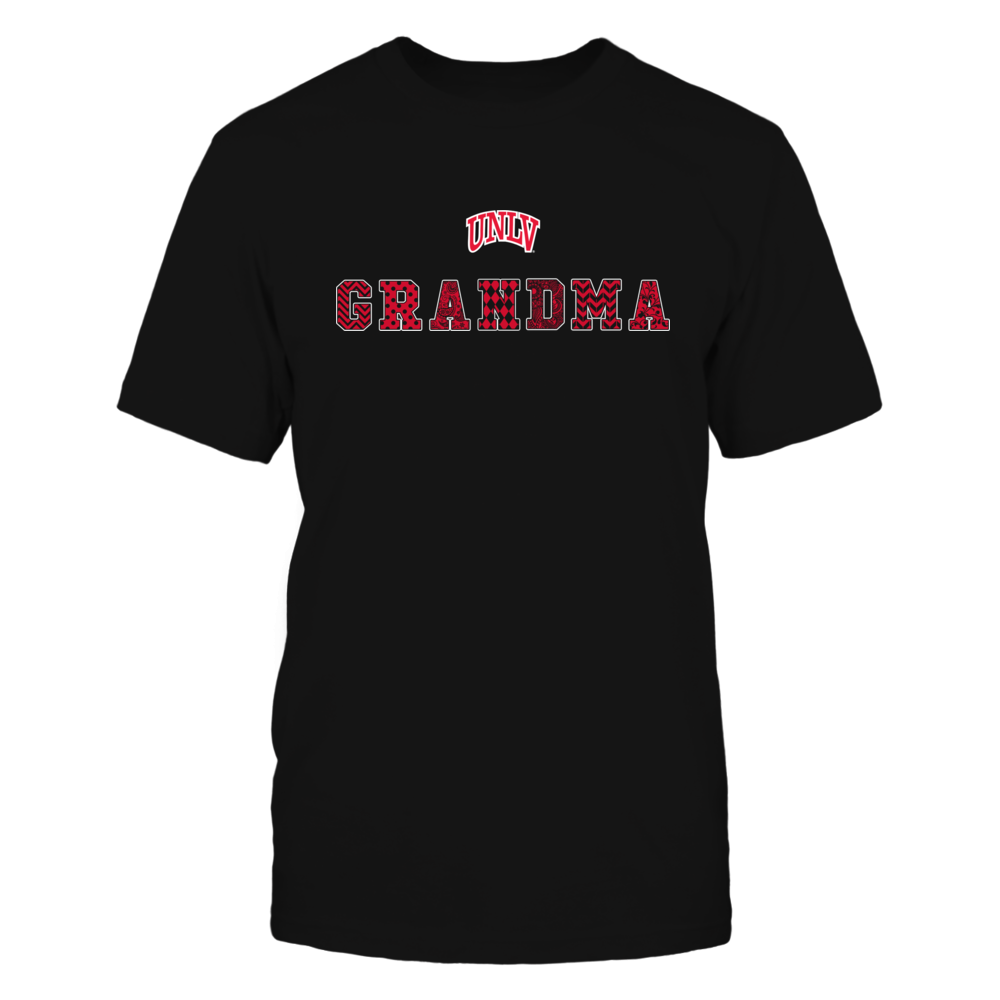 UNLV Rebels - Patterned Grandma Front picture