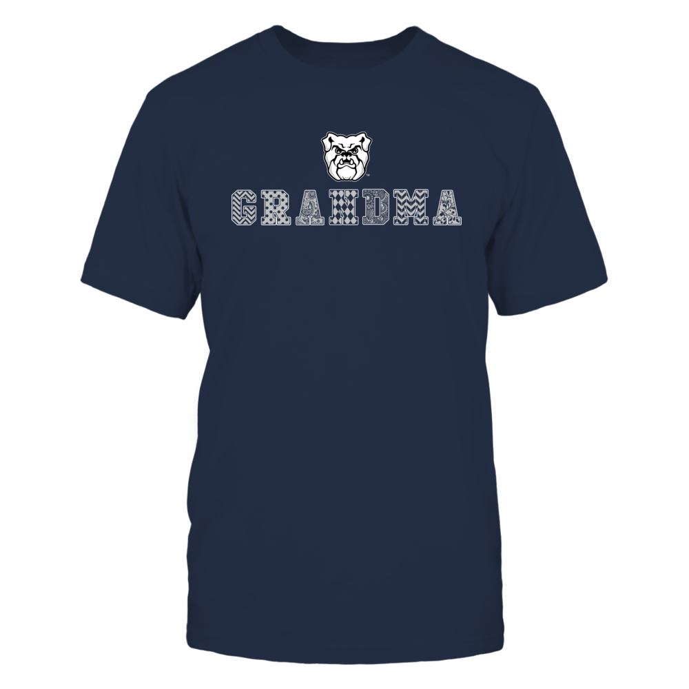 Butler Bulldogs - Patterned Grandma Front picture