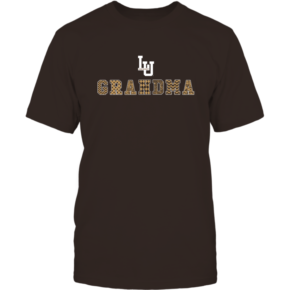 Lehigh Mountain Hawks - Patterned Grandma Front picture