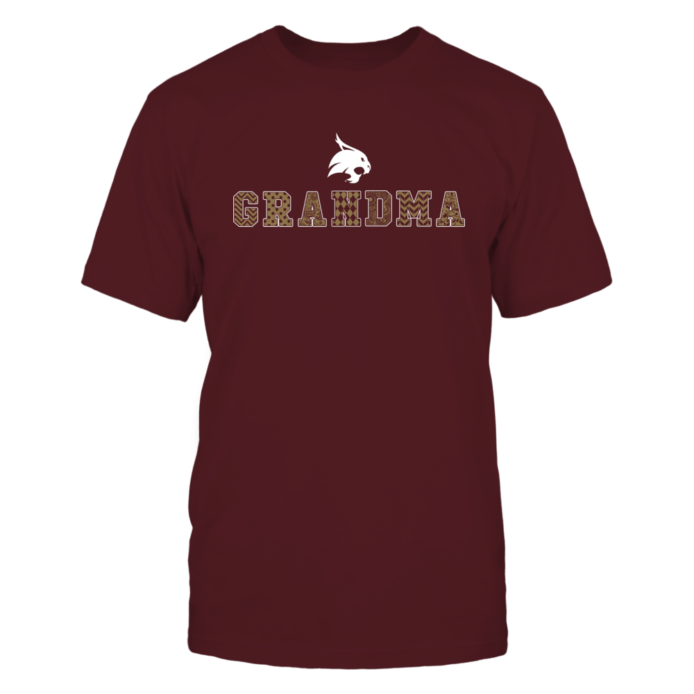 Texas State Bobcats - Patterned Grandma Front picture