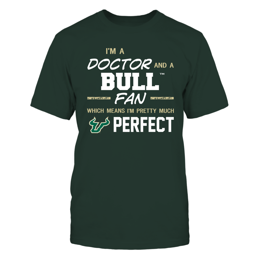 South Florida Bulls - Perfect Doctor - Team Front picture