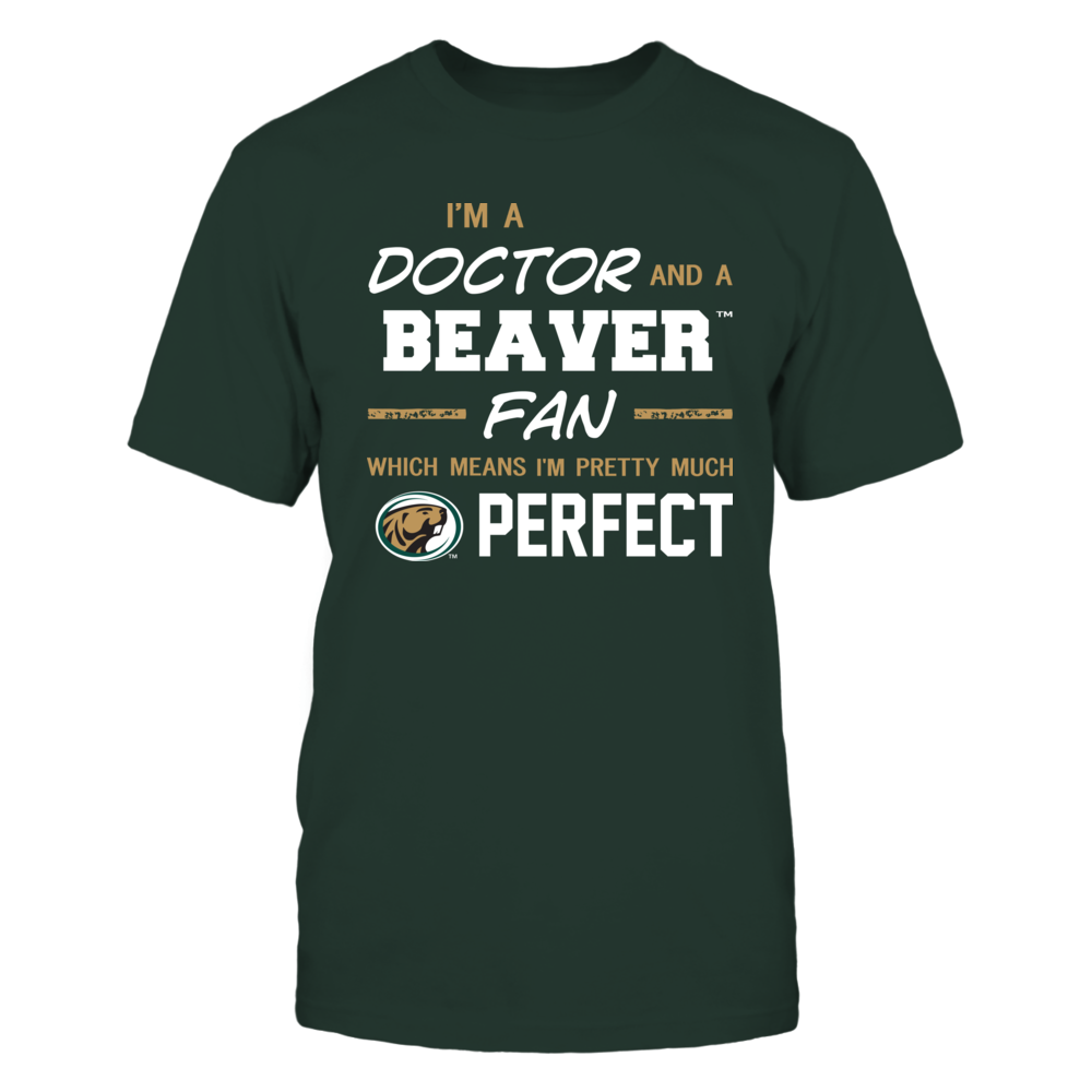 Bemidji State Beavers - Perfect Doctor - Team Front picture