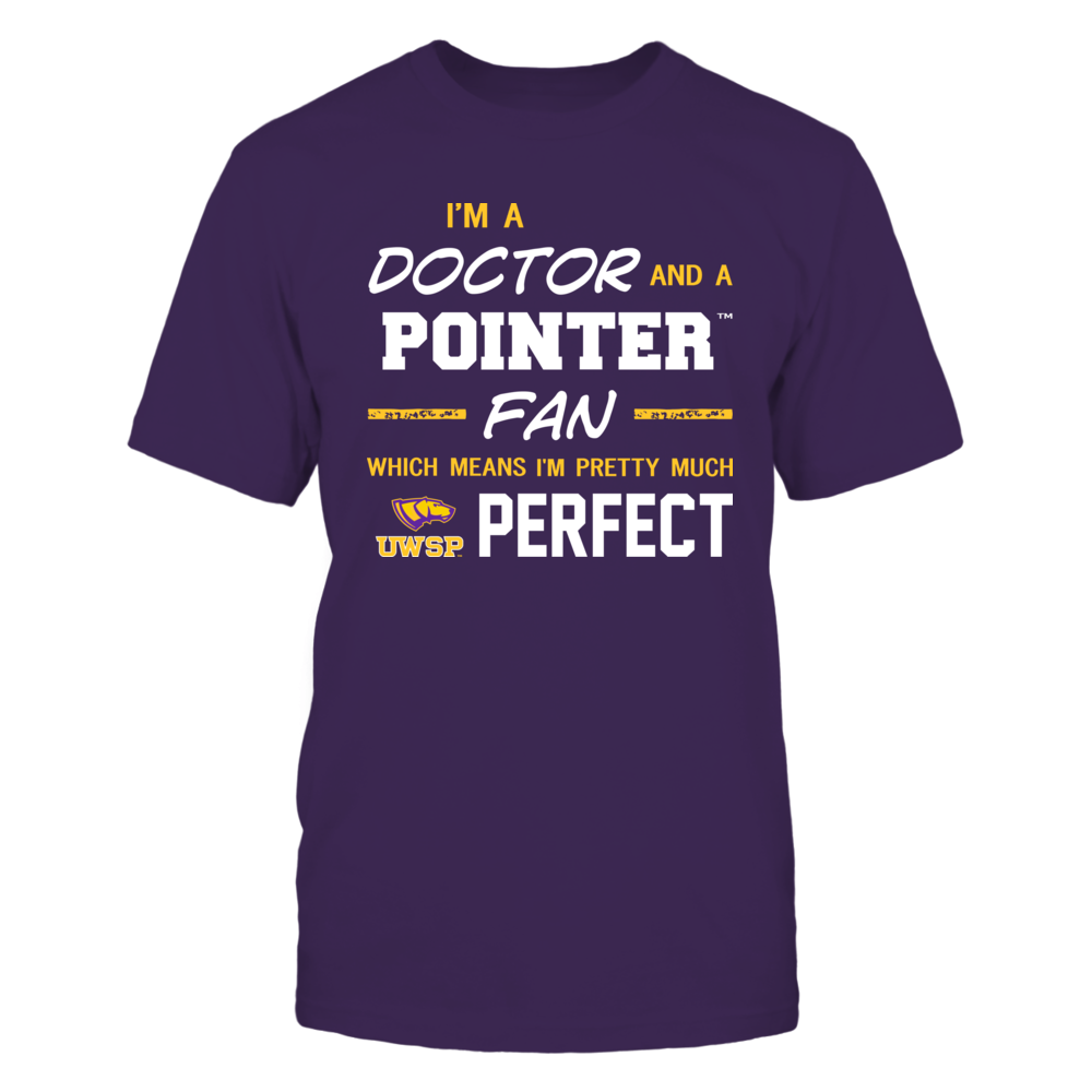Wisconsin-Stevens Point Pointers - Perfect Doctor - Team Front picture