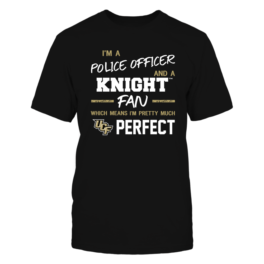 UCF Knights - Perfect Police Officer - Team Front picture