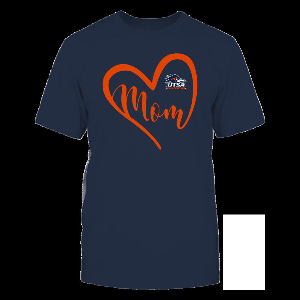 UTSA Roadrunners - Heart Mom - Team Front picture
