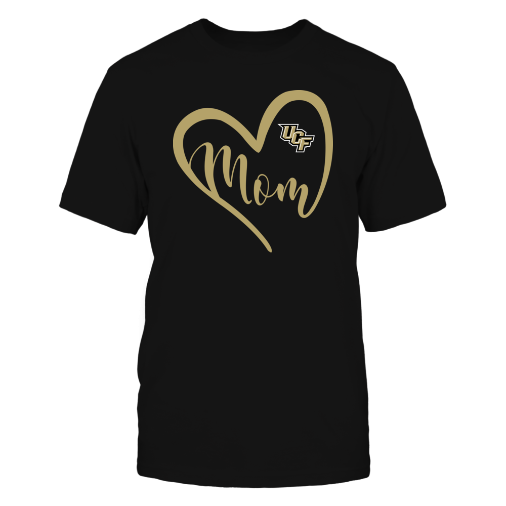 UCF Knights - Heart Mom - Team Front picture