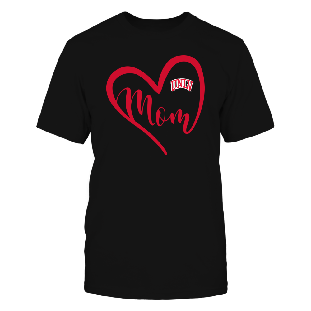 UNLV Rebels - Heart Mom - Team Front picture