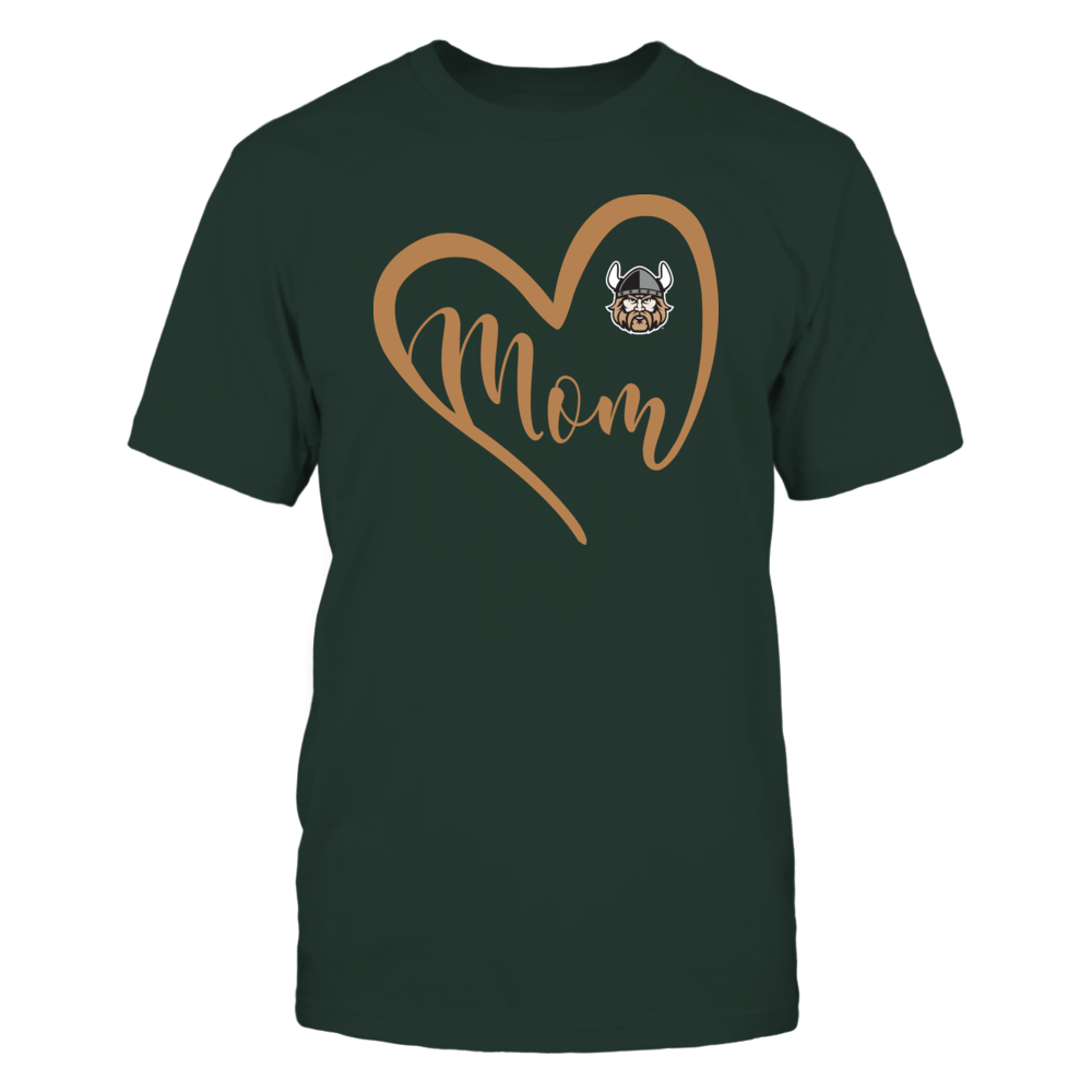 Cleveland State Vikings - Heart Mom - Team Front picture