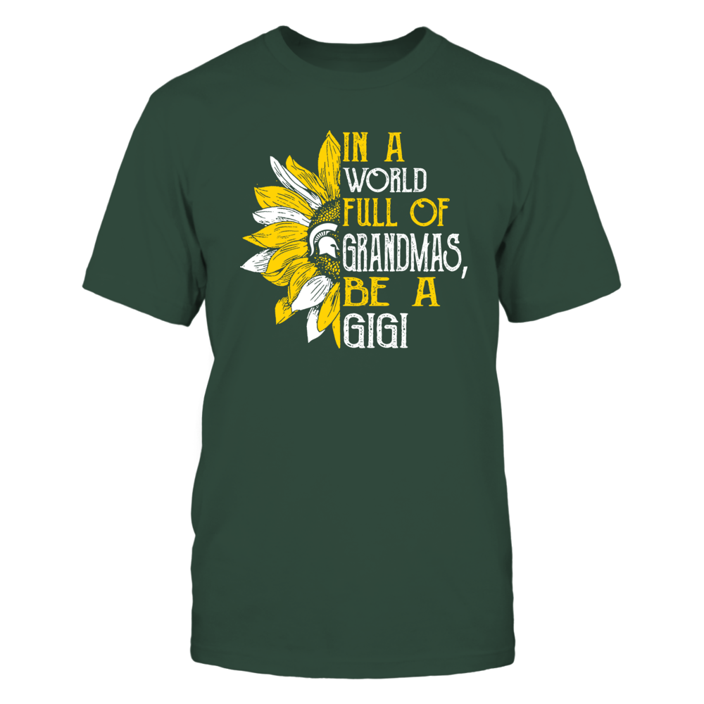 Michigan State Spartans - In A World Full Of Grandma - IF32-IC32-DS27 Front picture