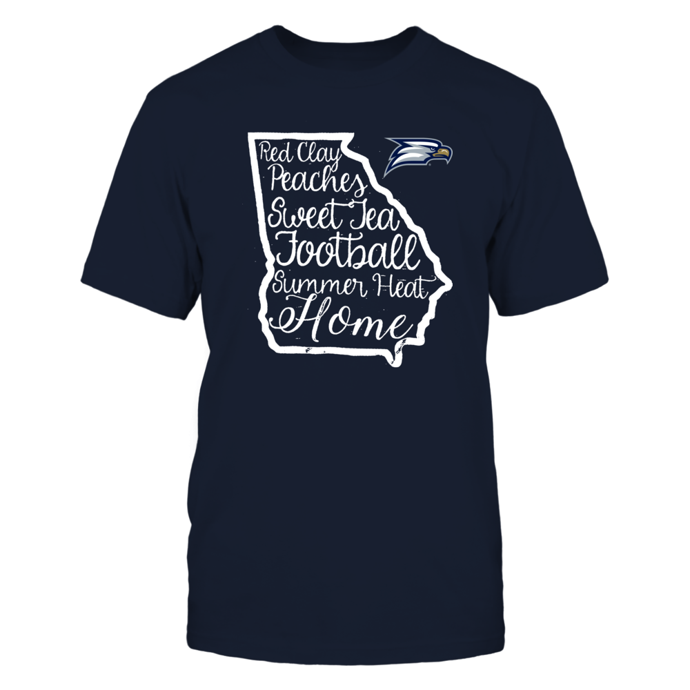 Georgia Southern Eagles - Home - IF32-IC32-DS27 Front picture